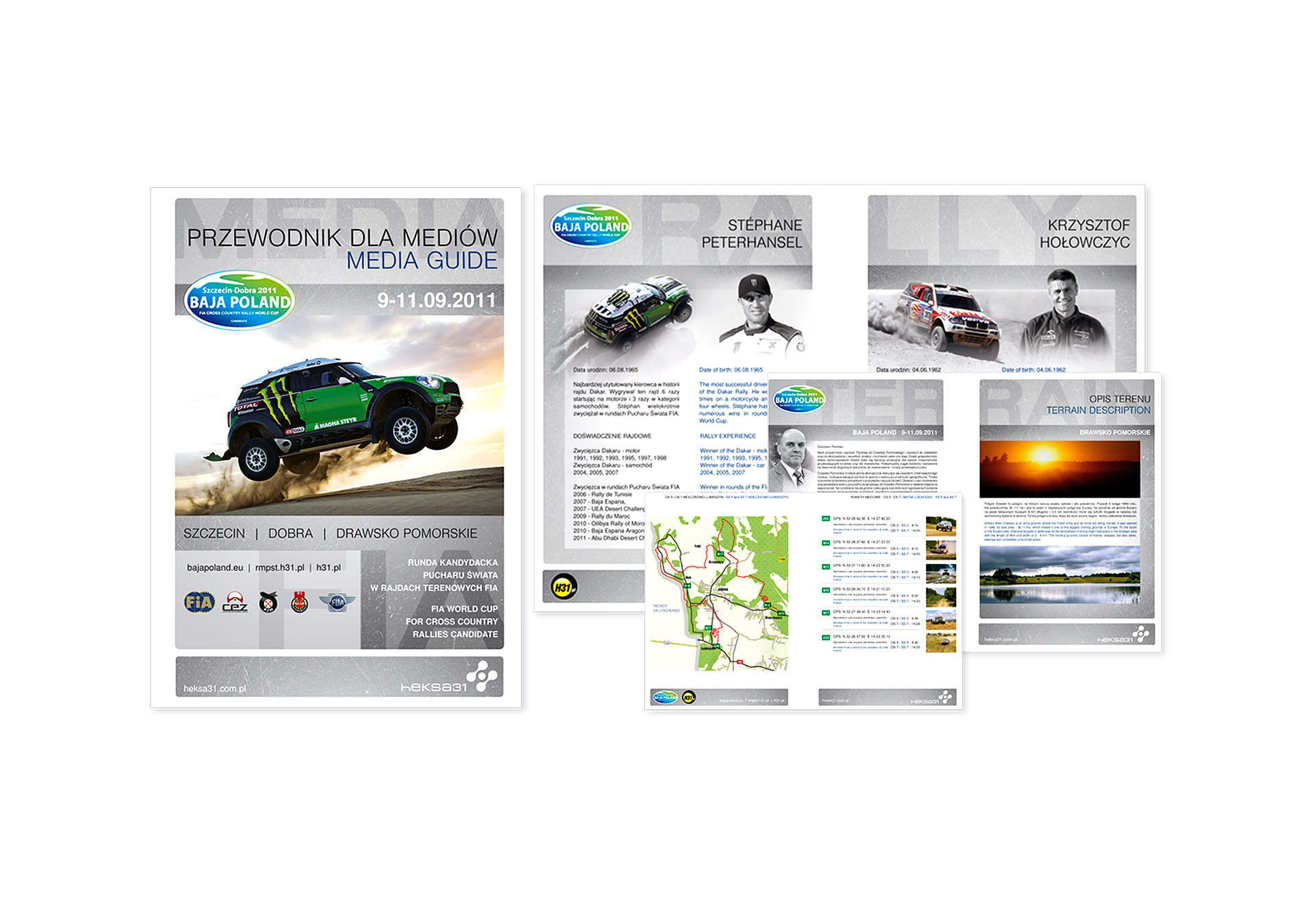 baja poland media guide