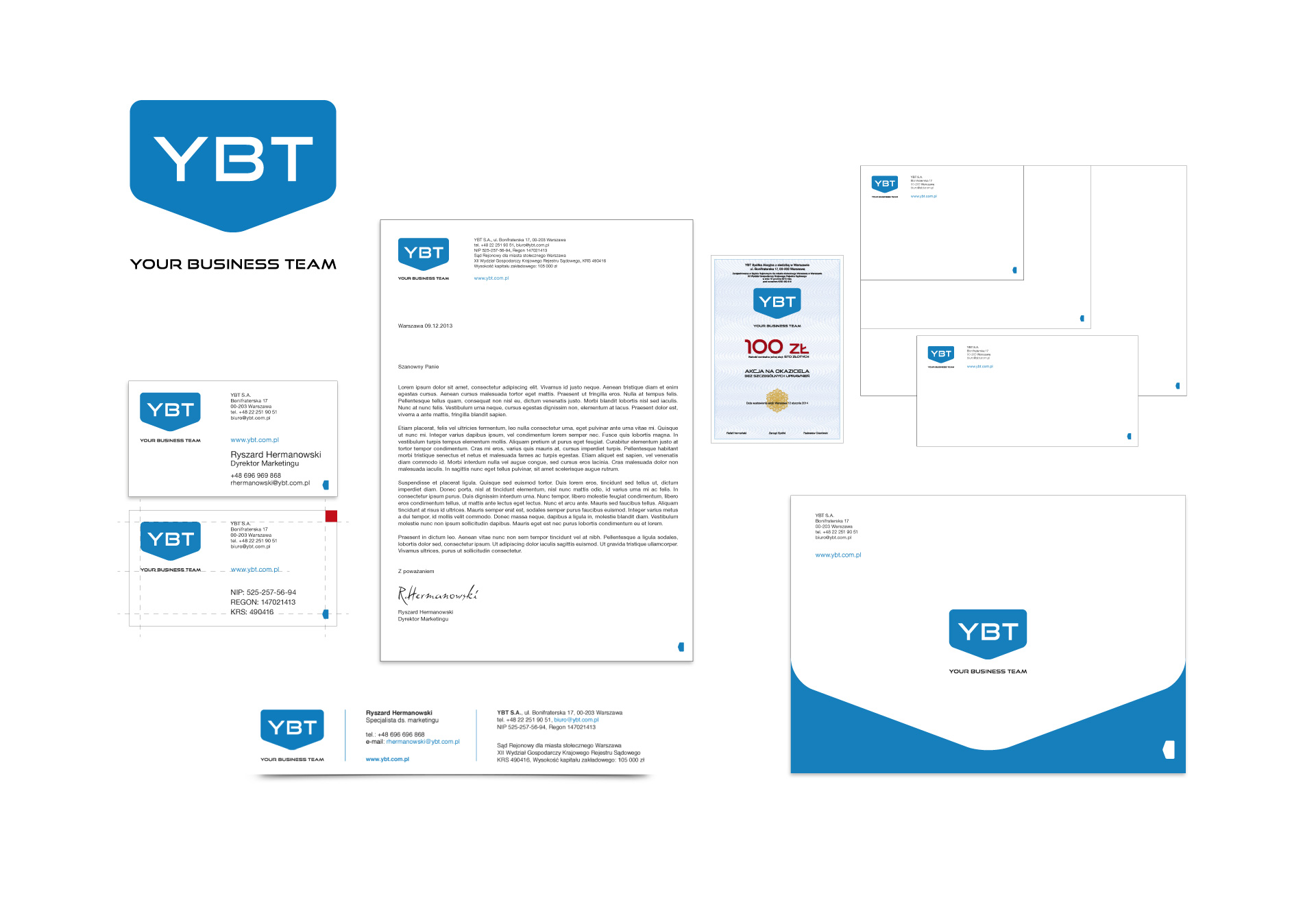 YBT-YOUR BUSINESS TEAM